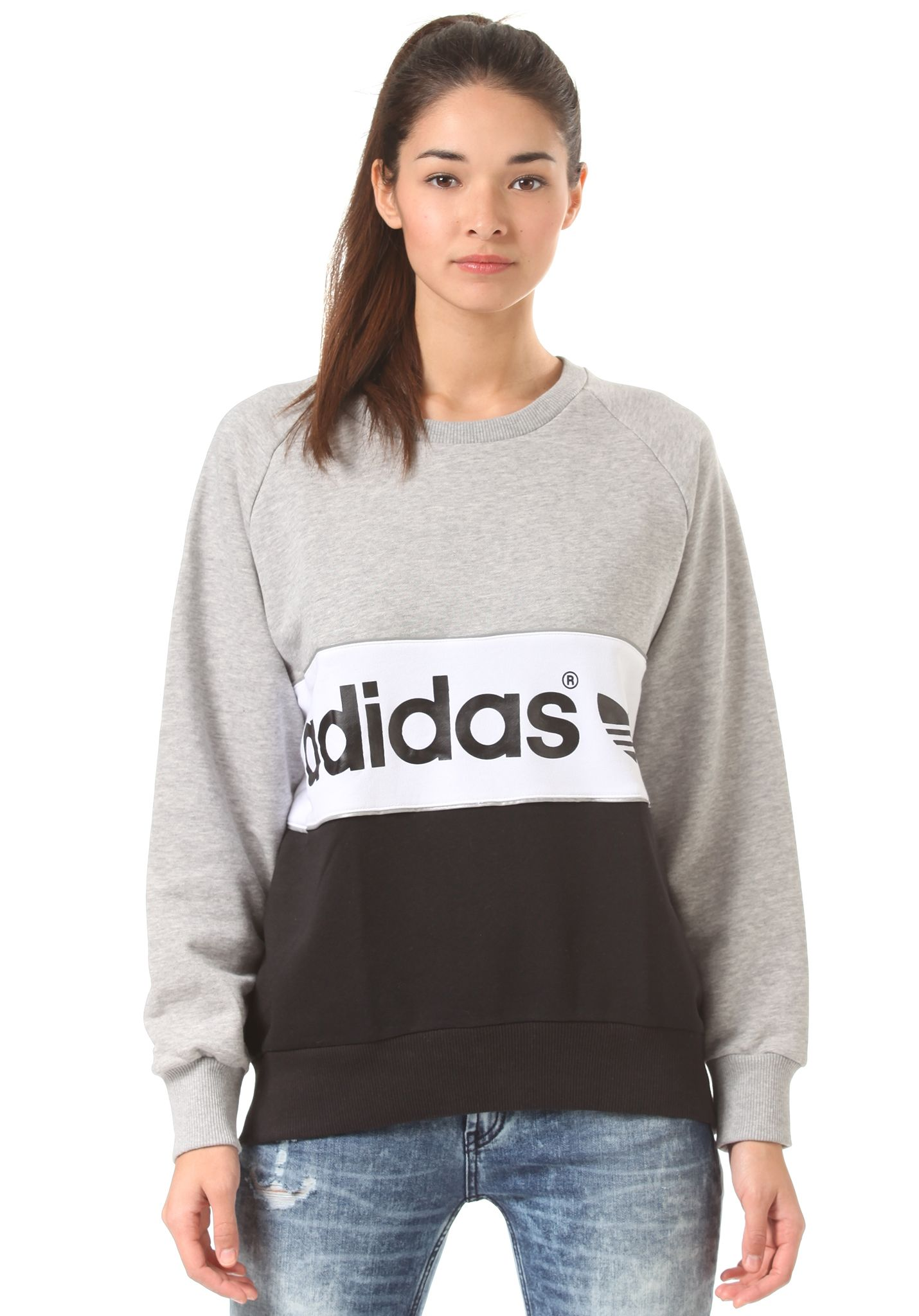 best sneakers 0a35f 5f86a adidas city w sweater