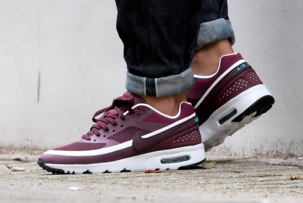 outlet store bd8dd eeafe air max classic bw marron
